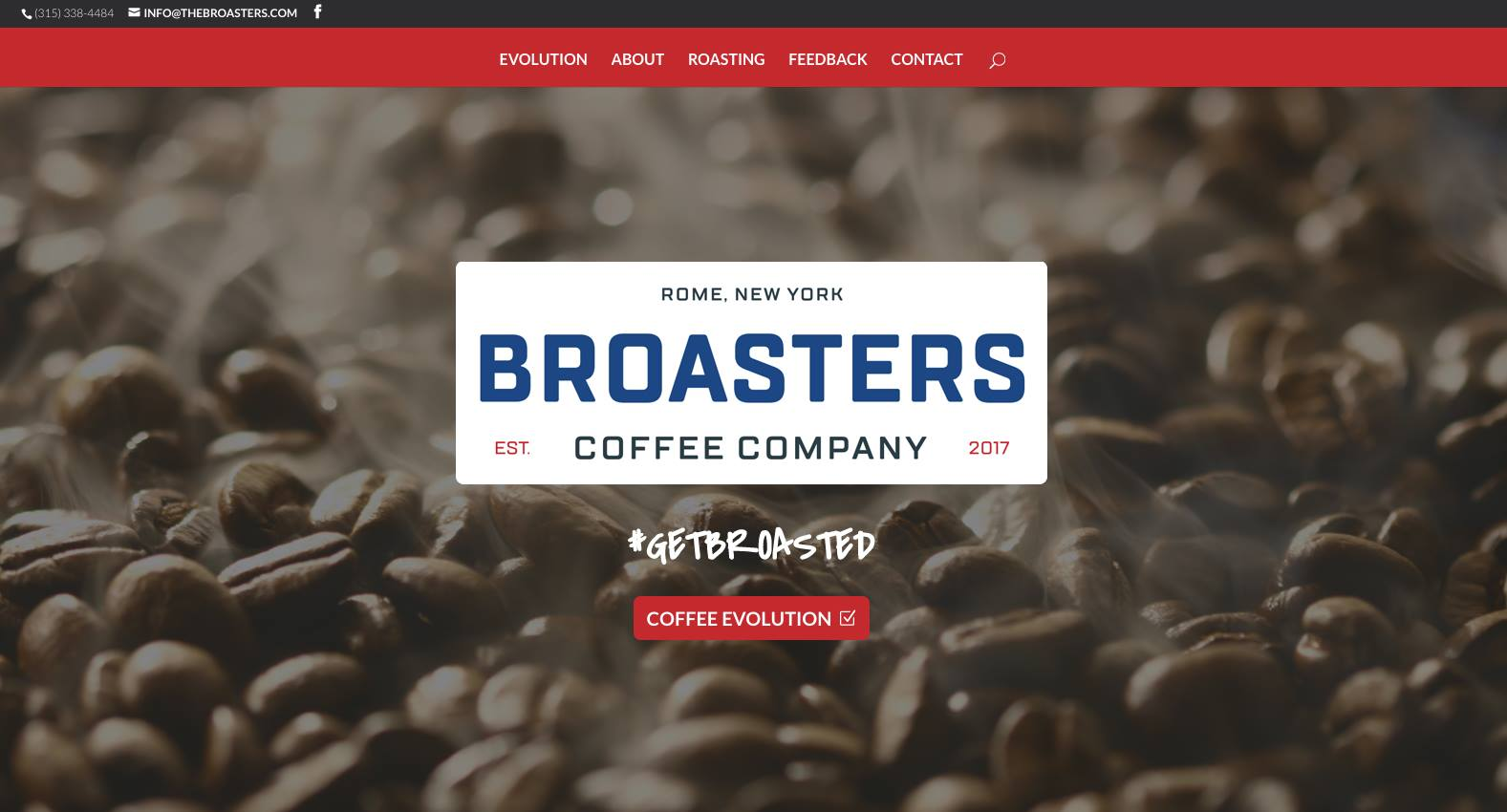 Broasters Coffee Company