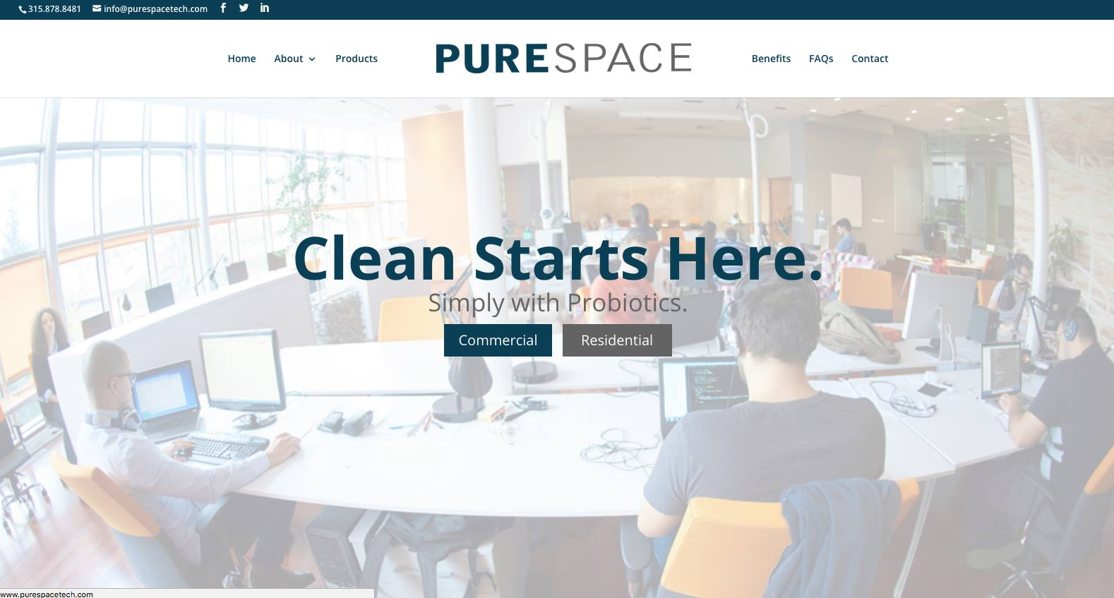 PureSpace Air Purification