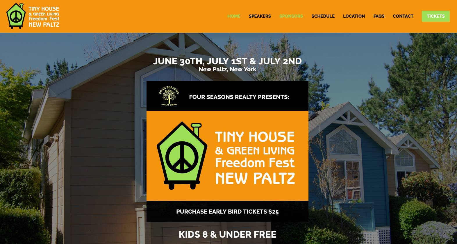 Tiny House Freedom Fest