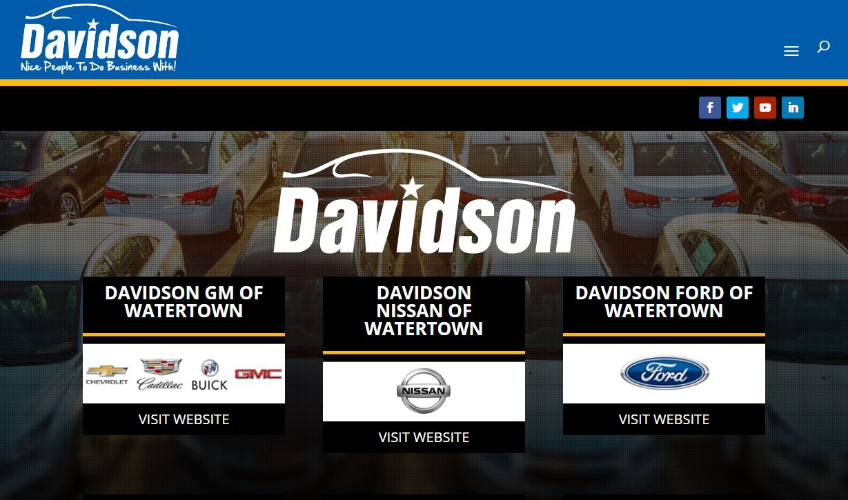 Davidson Auto Group Site