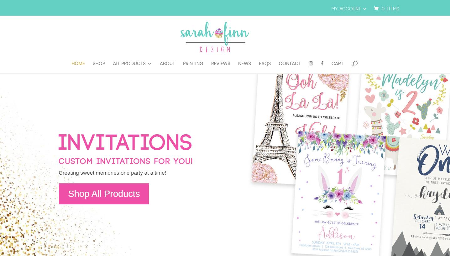 Sarah Finn Design